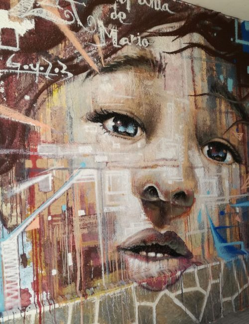 mural 1 del colegio